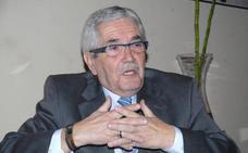 Elvas concede su Medalla de Oro a Ramón Rocha