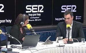 Pedro Sánchez sopesa la moción de censura
