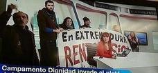 El Supremo confirma la multa para el diputado de Podemos por interrumpir el informativo de TVE en Extremadura