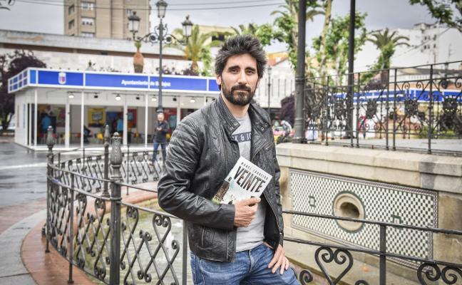 Loureiro presenta su apocalipsis con 'Veinte'