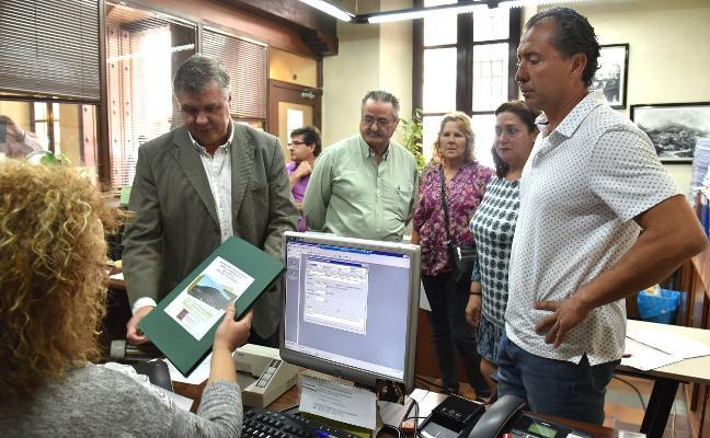 Los propietarios de Santa Bárbara siguen adelante con la regularización