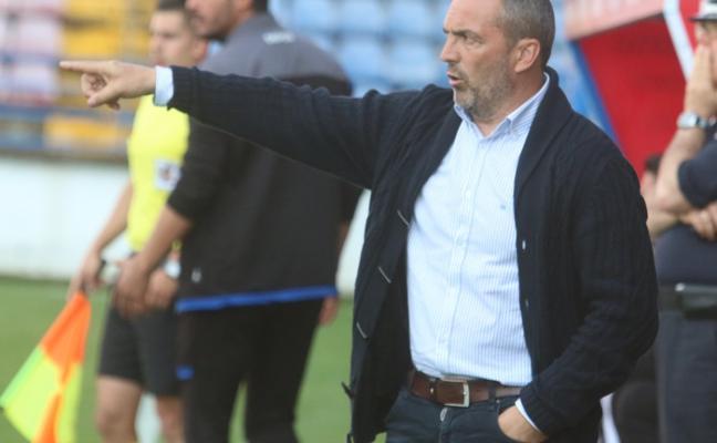 Sabas: «Es el partido más importante de la historia del club»