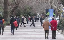 La pensión media en la región, 777 euros, sigue siendo la más baja del país
