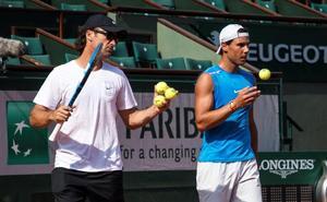 Nadal ve a Djokovic entre los candidatos al título en Roland Garros