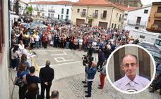 Malpartida de Plasencia guarda un minuto de silencio y declara tres días de luto por su vecino fallecido en Madrid