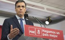 Sánchez aspira a formar un Gobierno socialista y deja en el aire la convocatoria de elecciones