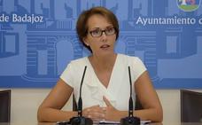 Solana se perfila como concejala de Hacienda en Badajoz