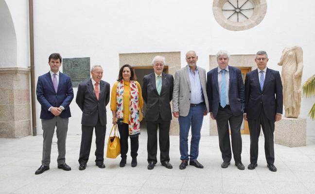 Liberbank reúne a su Consejo Consultivo en Extremadura
