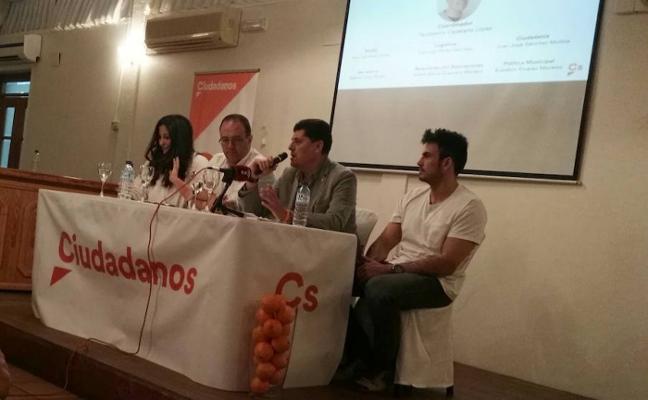 Ciudadanos de Vegas Bajas organiza un grupo en Puebla