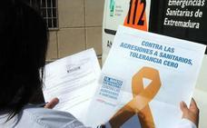 Bajan las agresiones a agentes, jueces, médicos y profesores en Extremadura