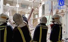 Madrid dice que es pronto para saber las causas del derrumbe del edificio