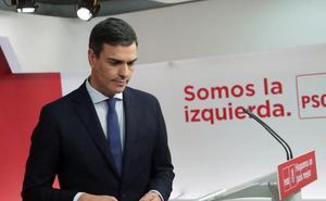 El PSOE tienta a Ciudadanos y afirma que la fecha electoral no será problema