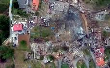 La Guardia Civil interviene otro almacén en Tui con 500 kilos de pólvora relacionado con el investigado por la explosión