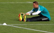 Löw: «Si Manuel Neuer va a Rusia será el portero titular»