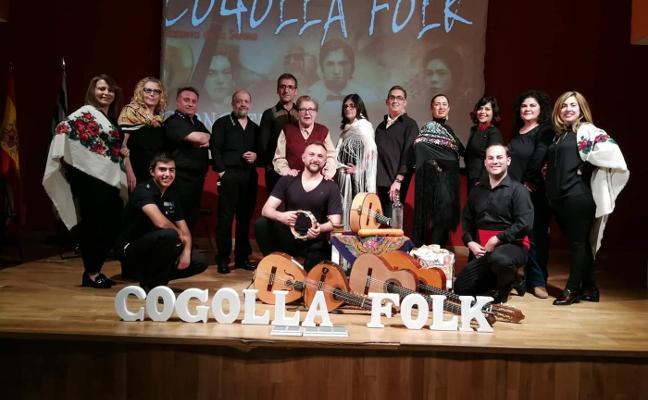 Concierto didáctico de Cogolla en Villanueva