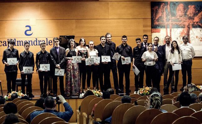 Celia Ruiz actuará con la Orquesta de Extremadura