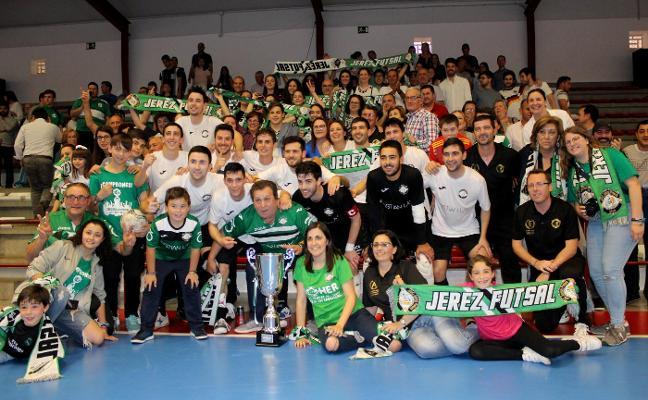 El Jerez se corona campeón