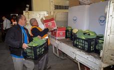 El Banco de Alimentos de Badajoz prevé recoger más de 20.000 kilos de comida