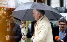 Bárcenas y su mujer llegan a la Audiencia Nacional para saber si irán a prisión