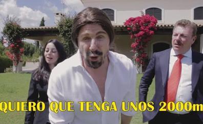 Los Morancos parodian la compra del chalé de Iglesias y Montero