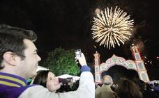 Inauguración oficial de la Feria de San Fernando en Cáceres