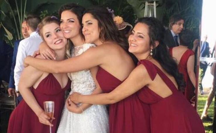 Nuevas imágenes de la boda extremeña de Koke