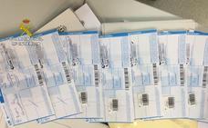 Tres detenidos en Jaraíz en una operación contra el uso fraudulento de recetas médicas
