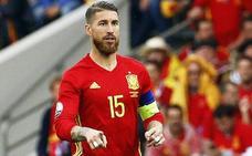 La canción de Ramos para el Mundial