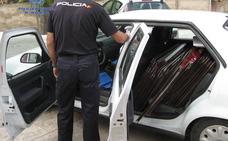 Cinco detenidos cuando robaban en viviendas deshabitadas de Badajoz