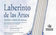 El López de Ayala celebra su 25 aniversario con un laberinto