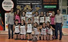 El I Torneo Internacional de Voleibol impulsa hacia el empoderamiento femenino