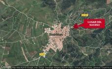 Muere un hombre de 66 años en un accidente de tractor en Madroñera
