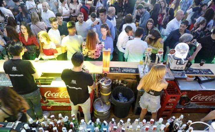 Viernes de la Feria de San Fernando de Cáceres