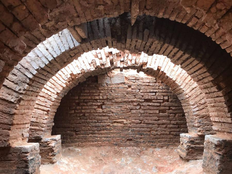 El yacimiento arqueológico de La Matilla enseña sus secretos