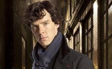 Benedict Cumberbatch evita un atraco en Baker Street