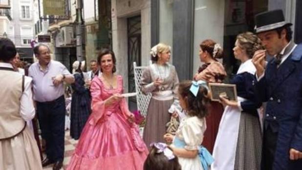 Almendralejo vuelve al XIX con su Ruta Literaria sobre el Romanticismo