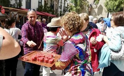 Tornavacas celebra la Feria de la Cereza