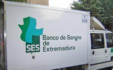 El Banco de Sangre recorrerá 13.000 kilómetros en junio para recoger 3.800 donaciones