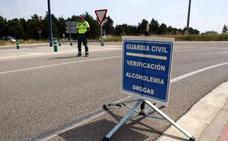 La DGT inicia este lunes una campaña de control de alcohol y drogas en las carreteras extremeñas