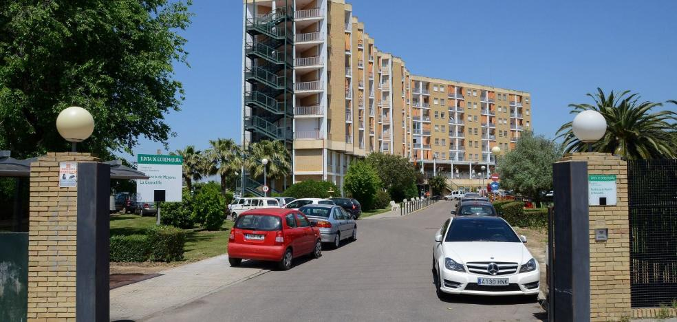 La ampliación de la residencia de la Granadilla lleva dos años en trámite
