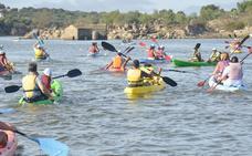El programa 'Aventuras Acuáticas en Alqueva' se prolongará durante seis meses