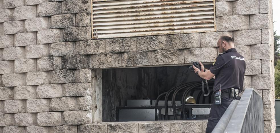 El niño que se electrocutó en Badajoz permanece grave en la UCI del Materno
