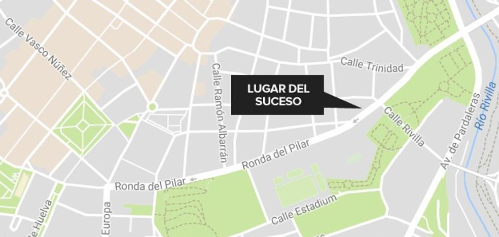 Una mujer de 40 años, atropellada en un paso de peatones de Ronda del Pilar