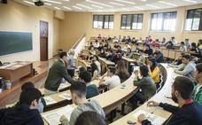 Arrancan las pruebas de Selectividad para 4.891 estudiantes extremeños
