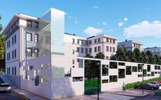 La residencia de los pabellones militares de Plasencia se licitará este mes por 3,9 millones