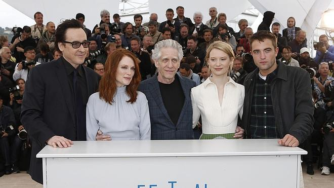 La vacuidad de Hollywood vista por Cronenberg no convence en Cannes