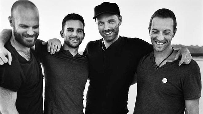 Coldplay bate récords con 'Ghost Stories'