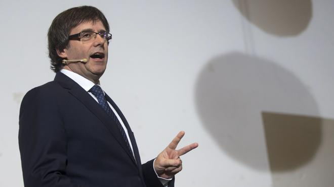 Puigdemont: «Celebraremos el referéndum en 2017 de forma indefectible»