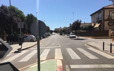 La Diputación ultima el arreglo de la carretera de La Fuente BA-070 por los daños para reabrirla el viernes