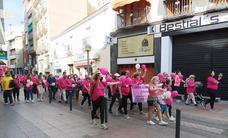 La Asociación Oncológica Tierra de Barros organiza varios actos a favor de la lucha contra el cáncer de mama